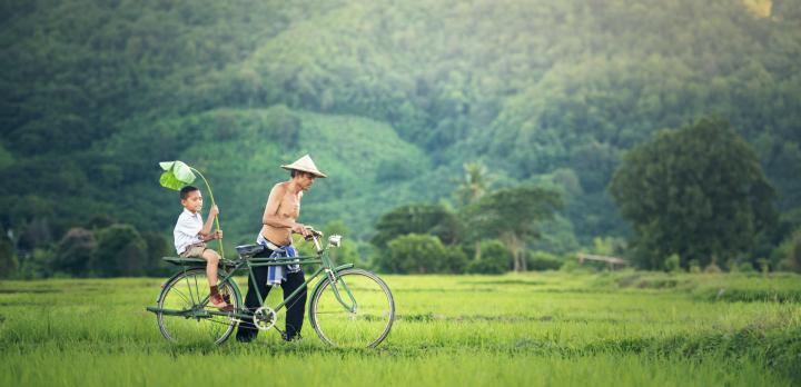 Voyage sur-mesure, Grande boucle à travers le Cambodge