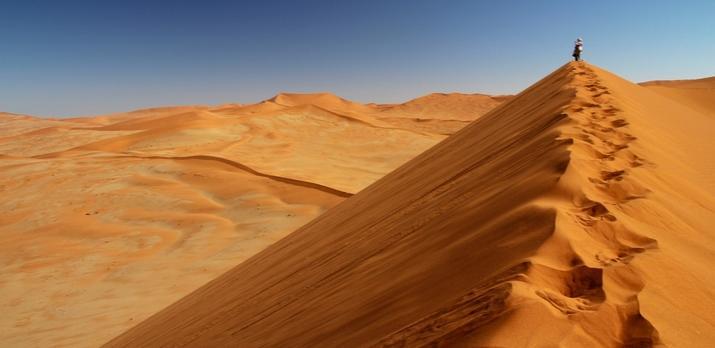 Voyage sur-mesure, Safari, randonnée et désert de Namibie