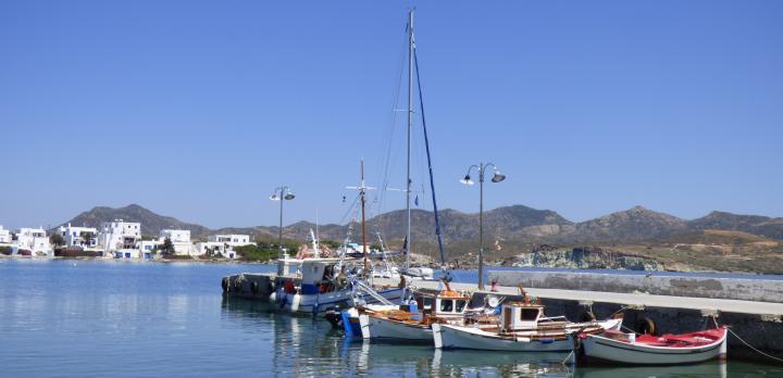 Voyage sur-mesure, Petit paradis à Milos