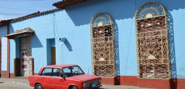 Voyage sur-mesure, Cuba Classique avec chauffeur