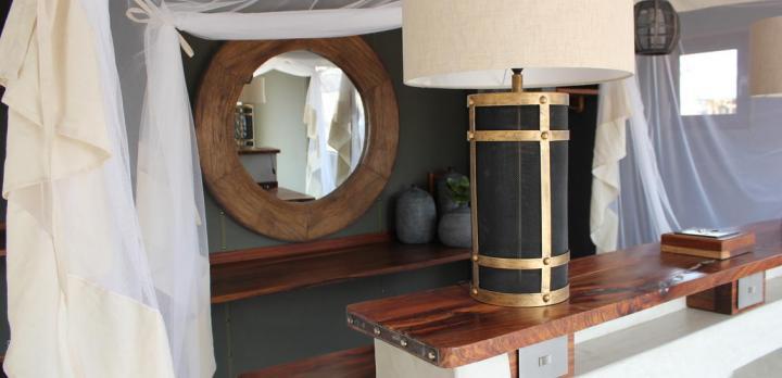 Voyage sur-mesure, Lodge nature aux portes d'Etosha...