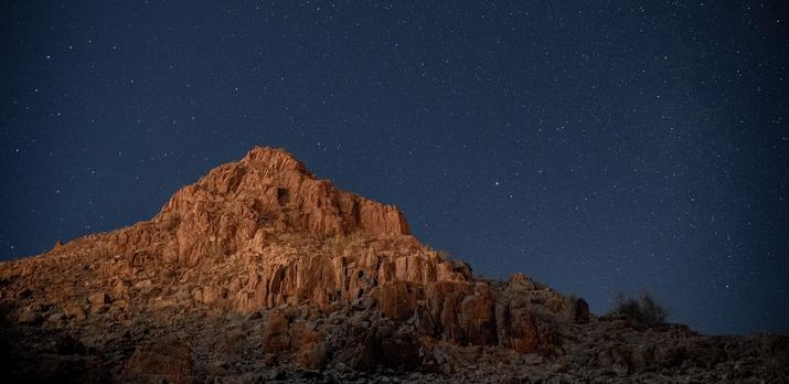 Voyage sur-mesure, Observation des étoiles en Namibie, en petit groupe