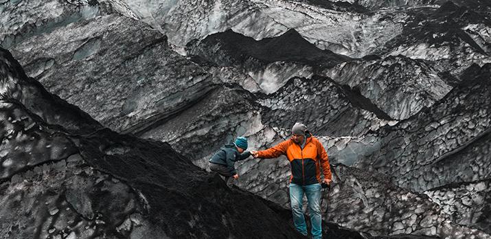 Voyage sur-mesure, Vibrez en famille au rythme des paysages islandais - 14 jours