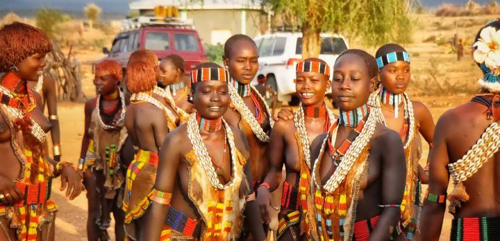 Voyage sur-mesure, Voyage et rencontres dans le Sud de l'Ethiopie