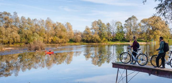 Voyage sur-mesure, La Slovénie à vélo