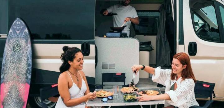 Voyage sur-mesure, Combiné Sardaigne - Corse : Road trip en mini camping car