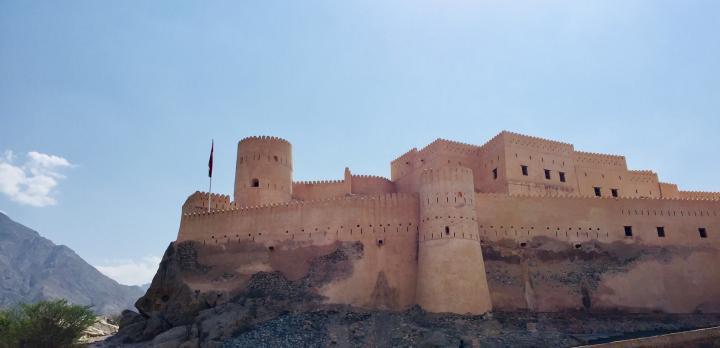 Voyage sur-mesure, Le Grand Tour d'Oman avec chauffeur privatif