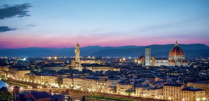Voyage sur-mesure, La Toscane en train et en voiture