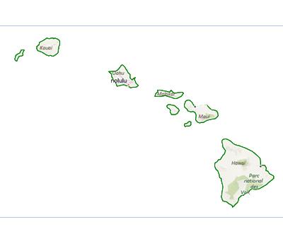 Voyage sur-mesure, Hawaii