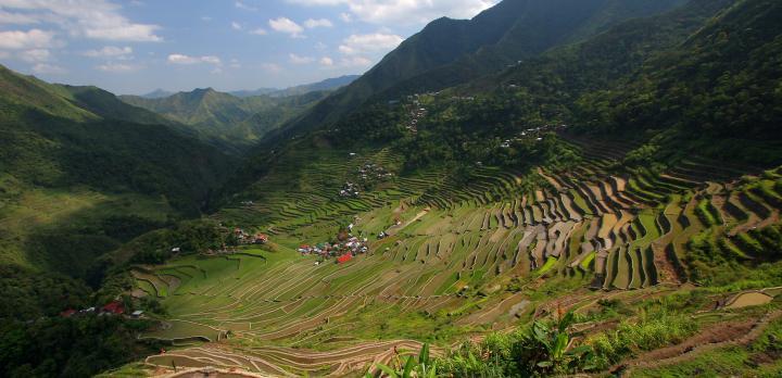 Voyage sur-mesure, Batad