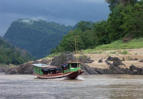 Voyage sur-mesure, Pakbeng