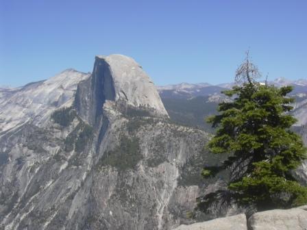 Voyage sur-mesure, Yosemite