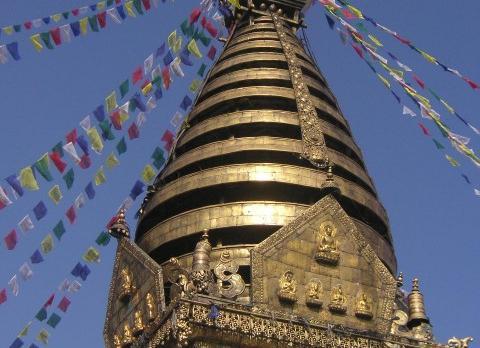 Voyage sur-mesure, Katmandou