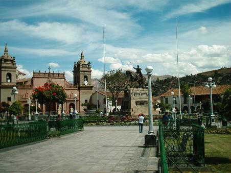 Voyage sur-mesure, Ayacucho