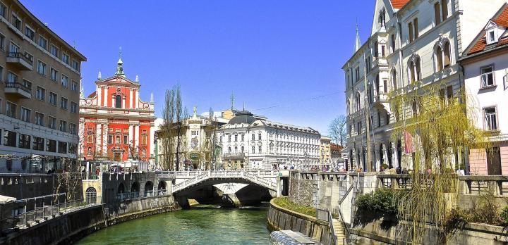 Voyage sur-mesure, Ljubljana