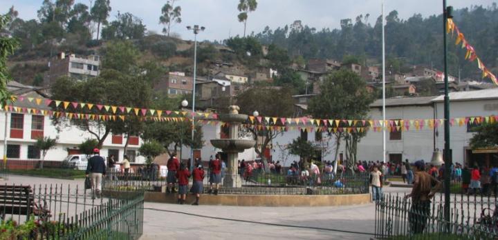 Voyage sur-mesure, Andahuaylas