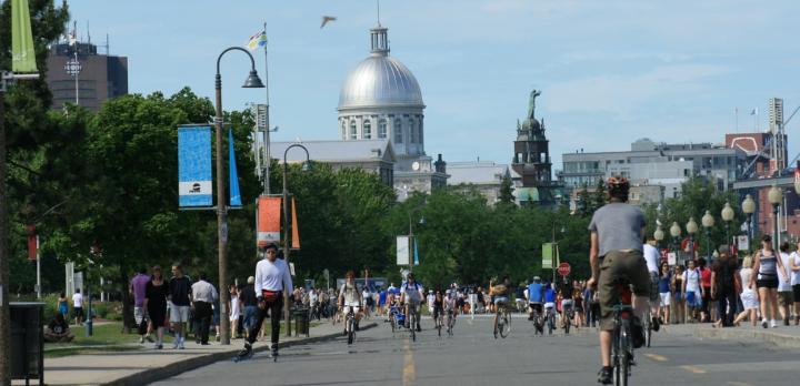 Voyage sur-mesure, Montréal