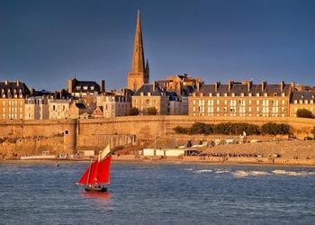 Voyage sur-mesure, Saint Malo
