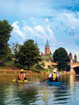 Voyage sur-mesure, Ottawa
