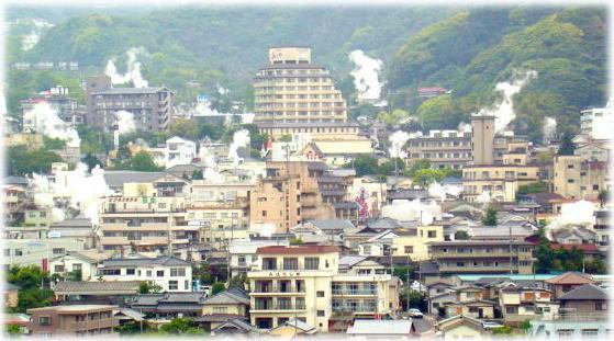 Voyage sur-mesure, Beppu