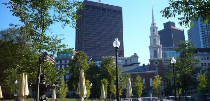 Voyage sur-mesure, Boston