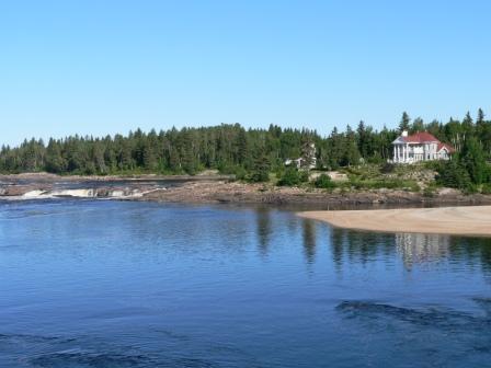 Voyage sur-mesure, Saguenay