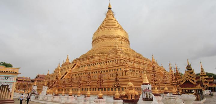 Voyage sur-mesure, Bagan