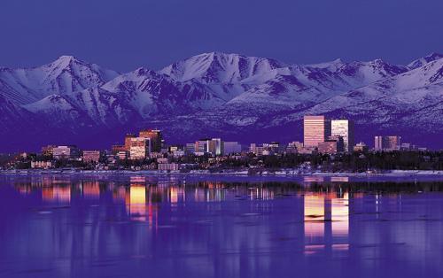 Voyage sur-mesure, Anchorage