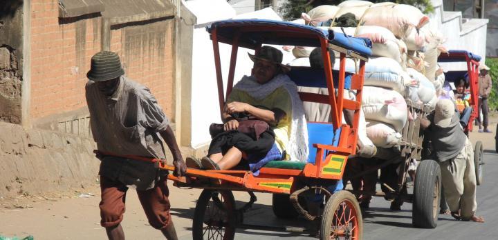 Voyage sur-mesure, Antsirabe