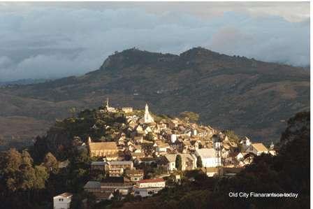 Voyage sur-mesure, Fianarantsoa