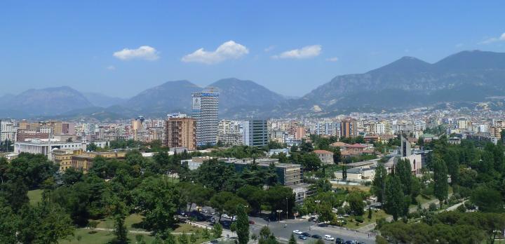 Voyage sur-mesure, Tirana