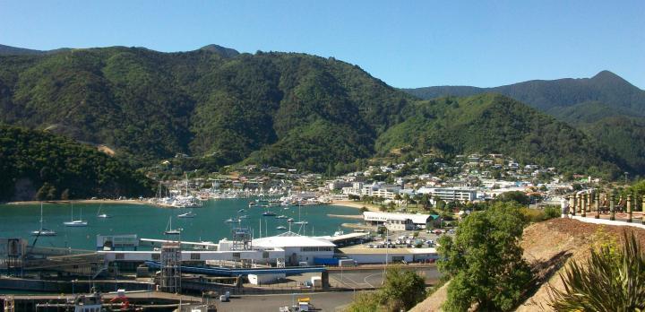 Voyage sur-mesure, Picton