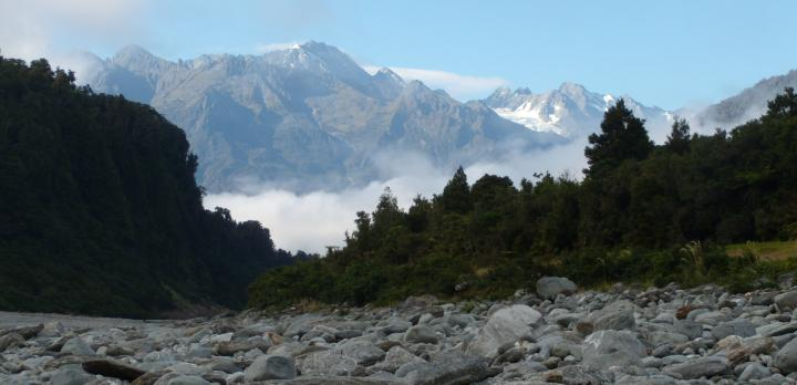 Voyage sur-mesure, Mount Cook National Park