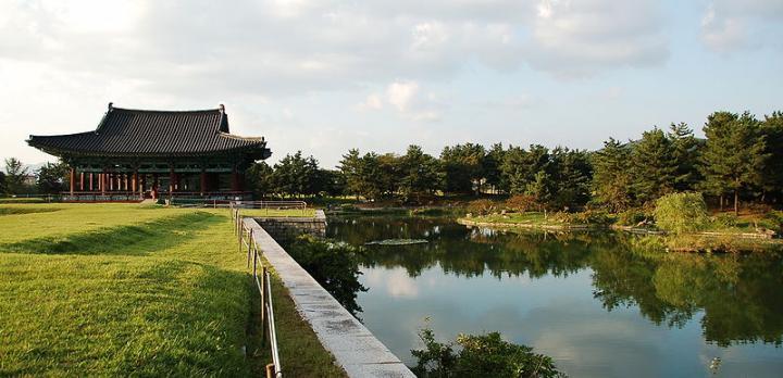 Voyage sur-mesure, Gyeongju