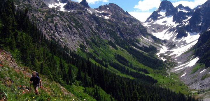 Voyage sur-mesure, North Cascades National Park