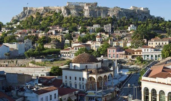 Voyage sur-mesure, Athènes
