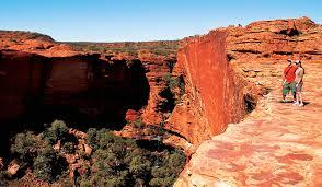 Voyage sur-mesure, Kings Canyon (Watarraka National Park)