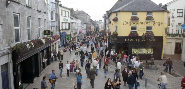 Voyage sur-mesure, Galway