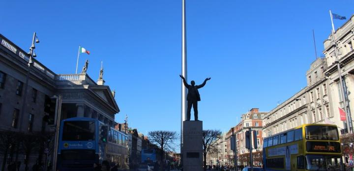 Voyage sur-mesure, Dublin