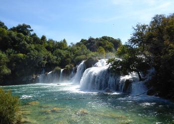 Voyage sur-mesure, Parc national de Krka