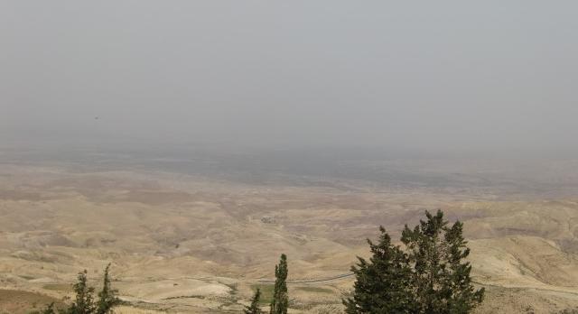 Voyage sur-mesure, Le mont Nébo
