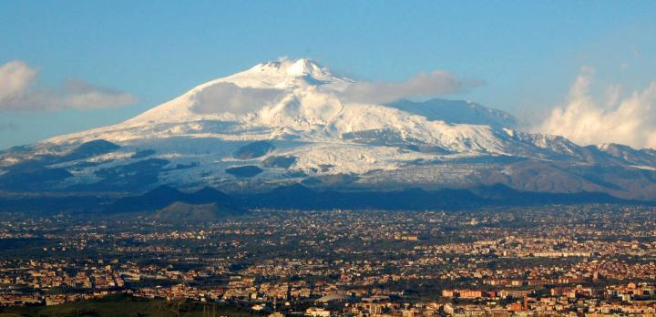 Voyage sur-mesure, Etna
