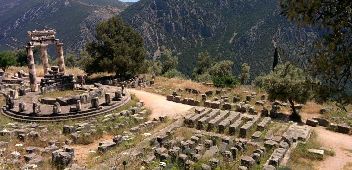 Voyage sur-mesure, Delphes