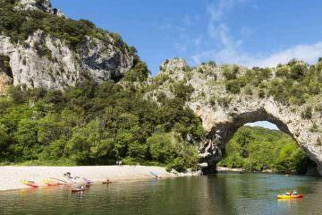 Voyage sur-mesure, Vallon Pont d'Arc