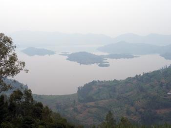 Voyage sur-mesure, Lacs jumeaux Bulera et Ruhondo