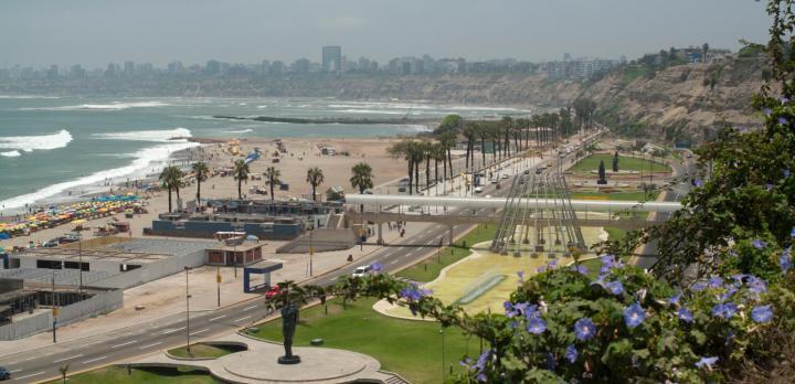Voyage sur-mesure, Lima