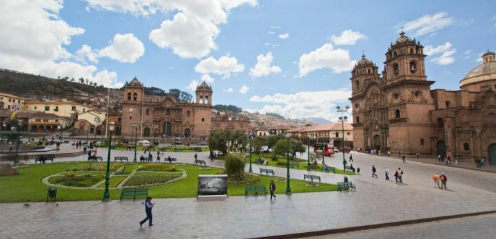 Voyage sur-mesure, Cuzco