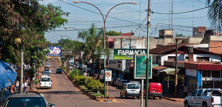Voyage sur-mesure, Puerto Iguazu