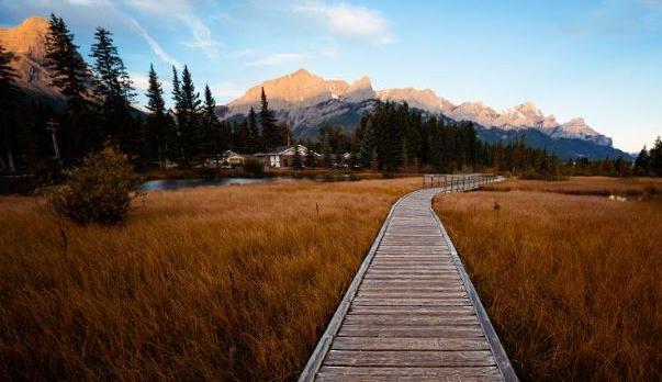 Voyage sur-mesure, Parc national de Banff