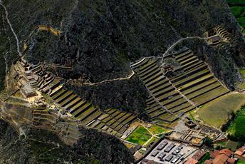 Voyage sur-mesure, Ollantaytambo